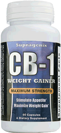CB-1 Weight Gainer Bottle