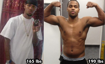 CB-1 Weight Gainer Success Story